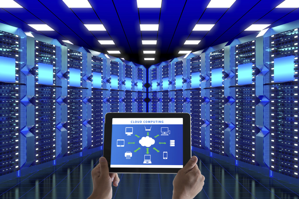 Cloud Computing Data Center Stratosphere Networks It