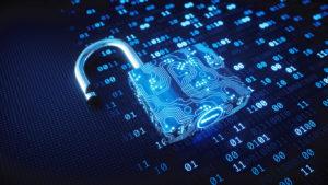 cybersecurity illustration