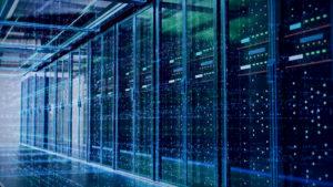 server room IT infrastructure