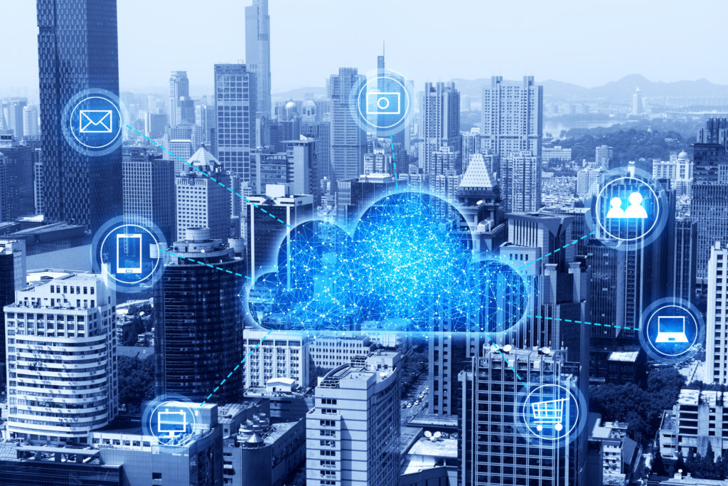 Cloud Computing Concept Stratosphere Networks It Support