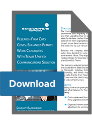 Microsoft Teams Unified Communications Solution Case Study