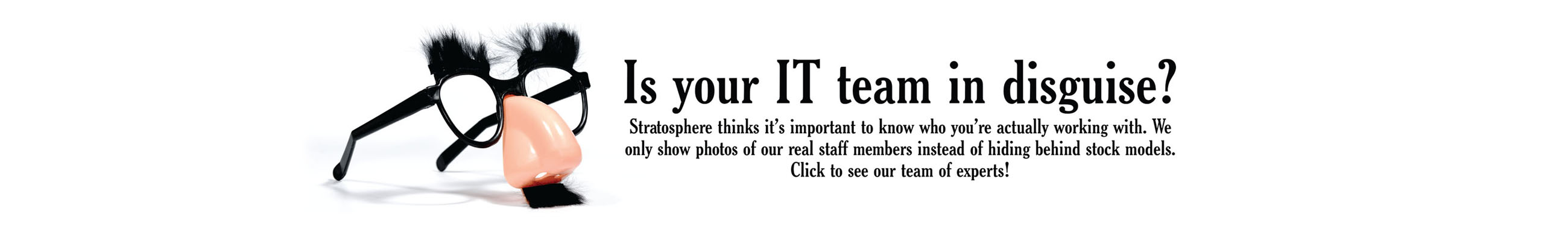Is your IT team real
