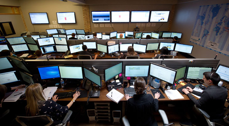 Network Operations Center Stratospherenetworks
