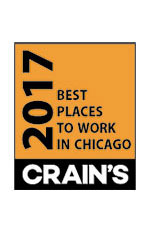 Crain's Best Places to Work for Millennials