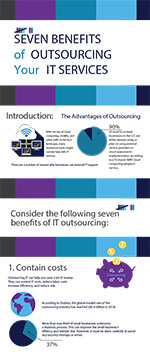 7 Benefits of Outsourcing Your IT
