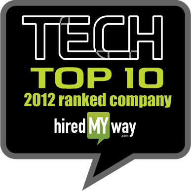 HiredMyWay Tech Top Ten